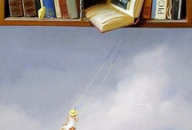 Book Board / by Rosemary Clist