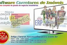 Softwares imobiliária / Software gestão de compra venda e aluguel de imóveis