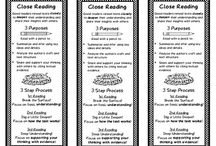 TEACHING: Close reading / by Nichole Maxwell