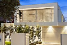Private Residence Project, Melbourne / More than just commercial buildings. See Axiom's work in this stunning residential project in Melbourne AU. Featuring AxiLume and AxiGlass.