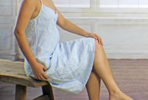 Soft Linen Women Loungewear / Home Wear, Lounge Wear made from 100 % soft washed French flax linen