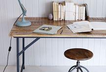 Farmhouse Style / Inspiration for the farmhouse, including interior decor