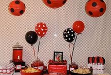 Party Ideas / by Melissa Harshbarger