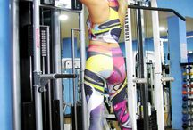 Fitness clothing | Artist: TRUN / Designs by Trun, graffiti writer from Russia
