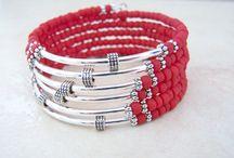 Helezon bileklik multipple bracelet