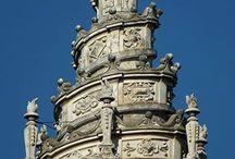 Франческо Борромини. / Франческо Борромини — великий итальянский архитектор, работавший в Риме. Наиболее радикальный представитель раннего барокко.  Родился: 25 сентября 1599 г. Умер: 2 августа 1667 г., Рим, Италия