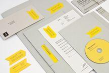 Identity / Branding Identity and corporate stationary