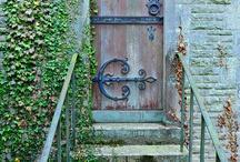 Doors / by Paula Tennyson