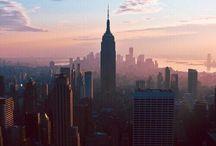 NYC / NYC and its charm.