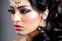 Luxury Hair / Beautiful hair, hair jewellery
