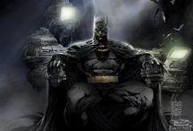 Batman / by Christian Forward
