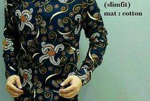 batik pria