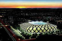 2014 Word Cup Stadium Architecture / Some great new stadiums for Brazil