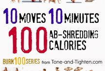 10 Minute Workouts / by Tone and Tighten