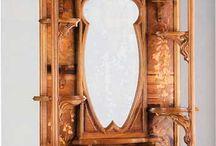 mobilier sculptat