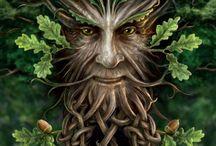 Druid, Elf & Fairy