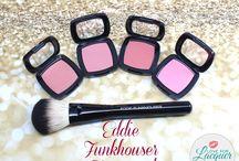 Eddie Funkhouser #Giveaway / Enter to win 4 Eddie Funkhouser blushes + brush! Open worldwide!