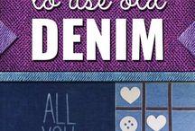 denim / fabric