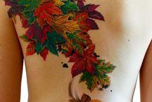 Tattoos / by cheryl kapchan