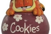 Cookie jars / All types and old cookie jars / by Sue Capps