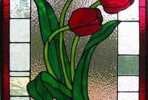 mas tulipanes / casa de Carlitos Viaene