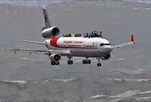 avion de ligne commercial