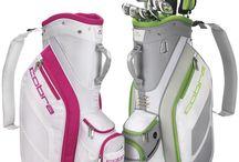 Women's golf equipment