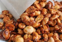 candied nuts / by Kathy Cantrell