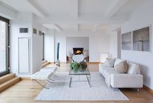 Interior Designs for Homes: Minimal Style / Simple. Elegant. Modern. A collection of some of our favorite minimally styled homes recently featured on corcoran.com. From new construction, to recent renovations, the minimal design, especially in Manhattan, never goes out of style. / by The Corcoran Group