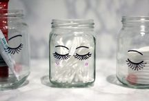 DIY Jars & Bottles