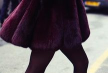 Fur coats and luxuries
