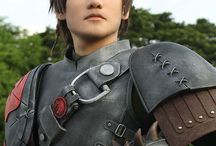 Cosplay Ideas - Hiccup, HTTYD / Hiccup Horrendous Haddock III from How To Train Your Dragon