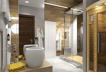 Interior Portfolio / Portfolio of modern interior design.  Портфолио по дизайну интерьера квартир, домов.