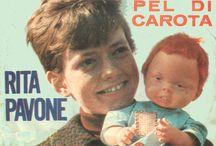 Pubblicitá bambole Italiane vintage