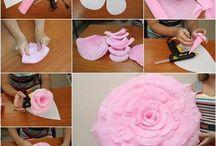 Rosas de Creppom❤️