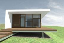 családi házak mondrian-kft / modern családi házak
