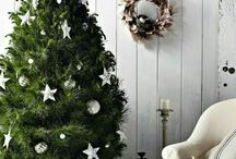 White Christmas. / Join in the festive fun, Christmas decorations, themes and ideas.