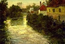 Frits Thaulow 1847-1906 / Norsk impresjonistisk maler