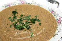 CUISINE SOUPES ET POTAGES / Recettes potages, soupes et veloutés