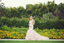 bridal - Reception dresses / by Rumina