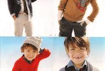 Kids Fashion / by Stacey Van Berkel