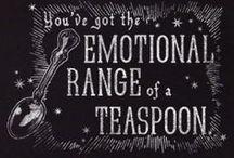 The Range of My Emotion is a Teaspoon