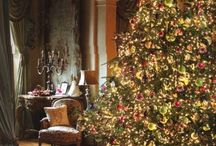 Festive antiques / All thats lovely about Christmas