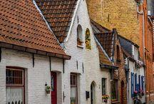 Bruges Brussels Amsterdam