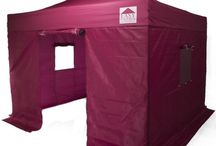 Pop-Up Gazebos / Heavy Duty Waterproof Pop-Up Gazebos, Shelters, Canopies and Marquees.