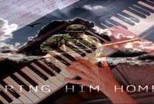 bring him home instrumental