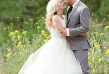 Wedding photos scenery
