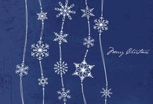 "Holiday Cards -- ""Snowflakes"" / Almost magical, no single flake is quite like another. Snowflakes always catch our imagination and create delight.  Keep the spirit of the season with these snowflake Holiday Cards from Greeting Card Collection. - See more at: http://greetingcardcollection.com/categories/holiday-cards-snowflakes?per=100"