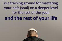 Islamic sayings