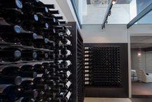 Wine Cellars / by Meg B. Frank Interiors